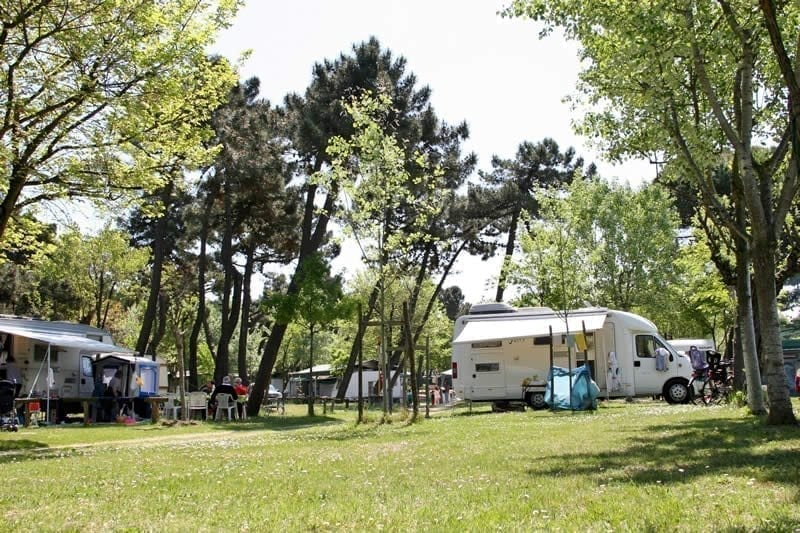 Camping Romea Familie